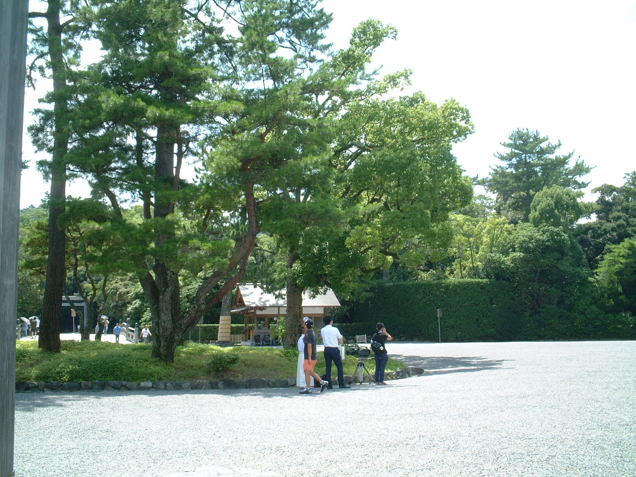 2018年8月6日お伊勢さん観光ガイド